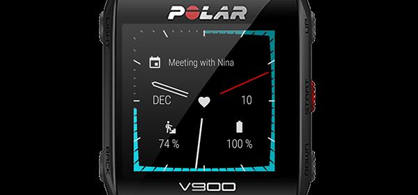 Polar V830