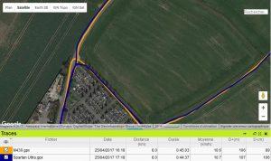 M430 GPS virage large
