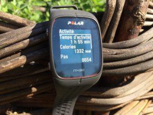 M430 tracker d'activité