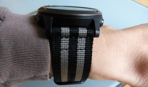 Fenix 3 bracelet NATO