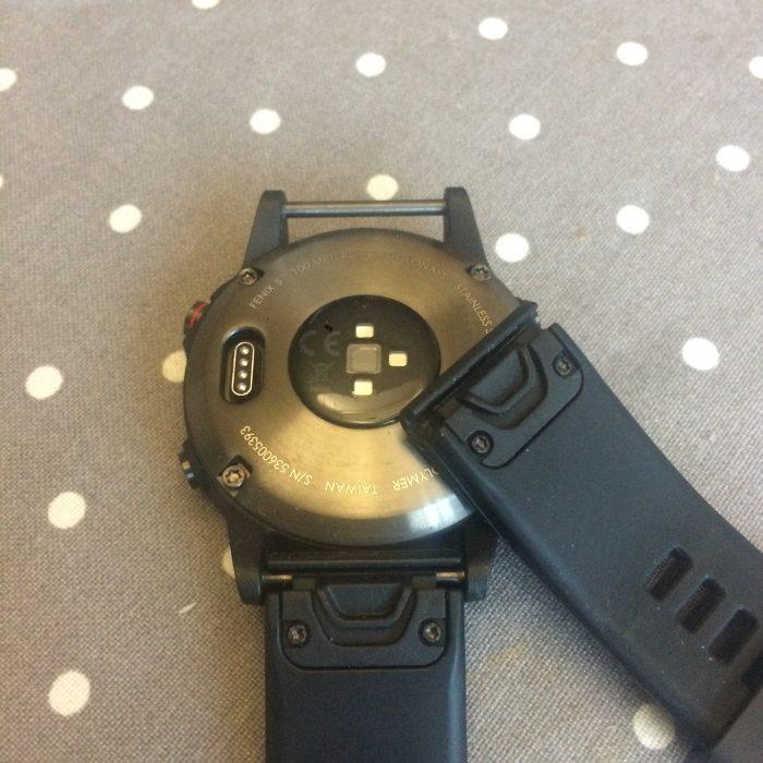 Fenix 5 bracelet QuickFit