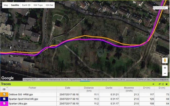 Spartan Sport WHR OnMove 500 HRM