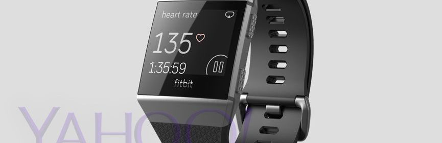 Fitbit Higgs smartwatch