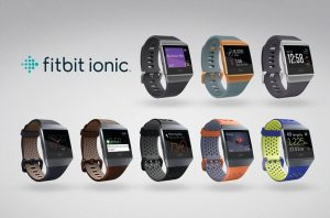 Fitbit Ionic gamme