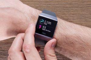 Fitbit Ionic présentation