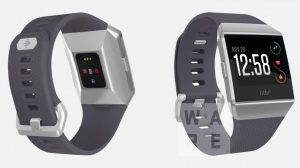 Fuite Fitbit smartwatch