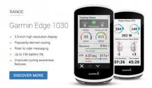 Garmin Edge 1030