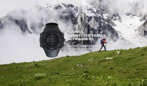 Montre GPS distance 3d