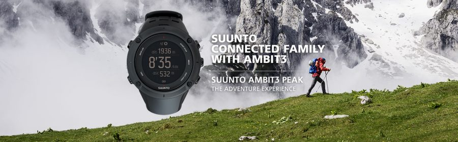 Montre GPS distance 3d