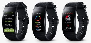 Samsung Gear Fit 2 Pro annonce