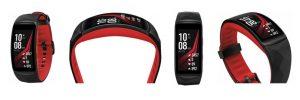 Samsung Gear Fit 2 Pro fuite