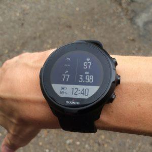 Spartan Sport Wrist HR triathlon