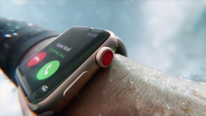 Présentation Apple Watch 3