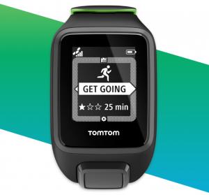 TomTom Runner 3 programme d'entrainement