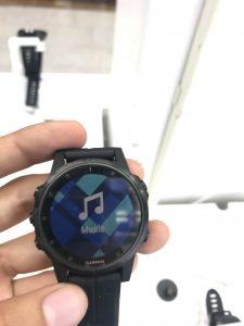 Fenix 5 Plus Music