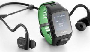 Montre GPS lecteur musique