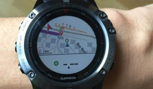 Itinéraire Garmin depuis smartphone