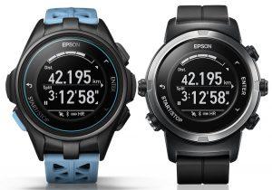 Montre GPS Epson ProSense