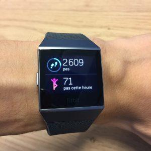 Fitbit Ionic tracker d'activité
