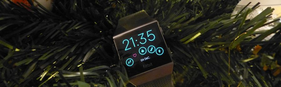Test Fitbit Ionic