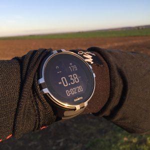 Spartan Sport Wrist HR Baro running