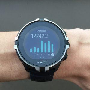 Spartan Sport Wrist HR Baro tracker activité