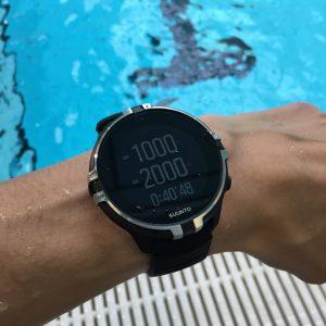 Suunto Spartan Sport Wrist HR Baro natation