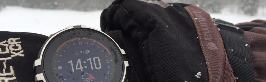 Test Suunto Spartan Sport Wrist HR Baro