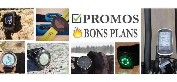 Bons plans Montre cardio GPS