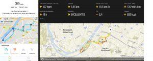 Meilleure précision GPS Gear Sport
