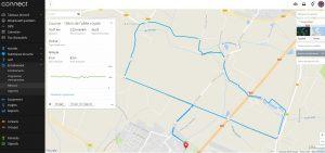 Parcours 10km allée royale 2