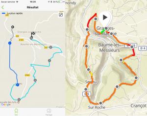 Précision GPS Gear Sport