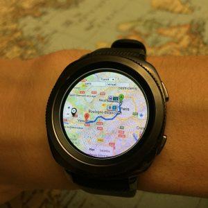 Test Samsung Gear Sport