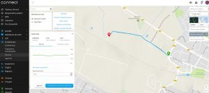 Tracer parcours Garmin Connect