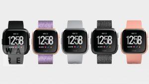 Fitbit Blaze 2 gamme