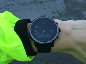 Amazfit Stratos outdoor