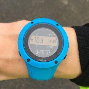 Spartan Trainer running