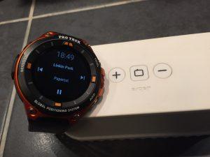 Protrek Smart montre connectée