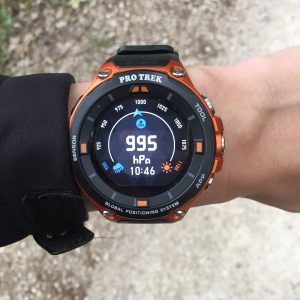 Protrek Smart outdoor