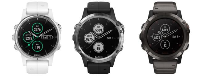 Test & Avis Garmin Fenix 5 Plus - Mon GPS Avis.fr