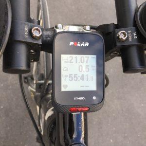 Compteur vélo M460