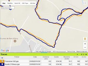 Suunto 3 Fitness trace GPS