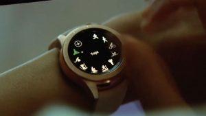 Samsung Galaxy Watch annonce