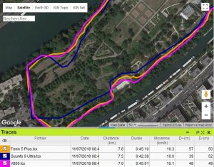 Suunto 9 trace GPS ultra