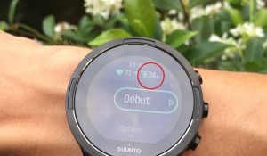 Autonomie montre GPS