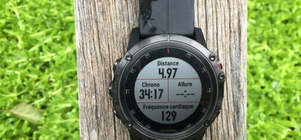 Test Fenix 5X Plus
