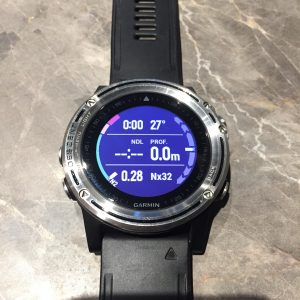 Test Garmin Descent MK1