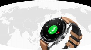 Huawei Watch GT Sport officiel