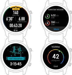 Présentation Huawei Watch GT Sport