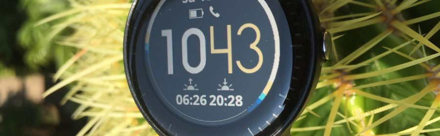 Test Vivoactive 3 Music